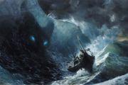 Canto VIII: Viaggi per mare, mostri marini, e cose da fare